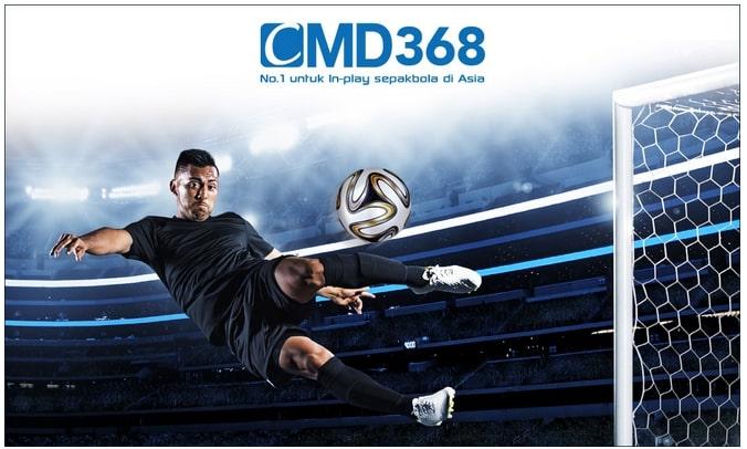 CMd368 online sportsbooking review
