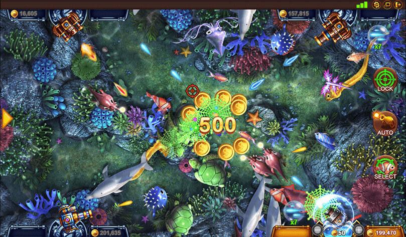 FishermenGold gameplay