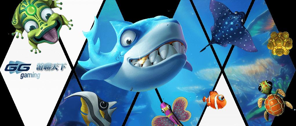 gg fishing online fish shooting casino review