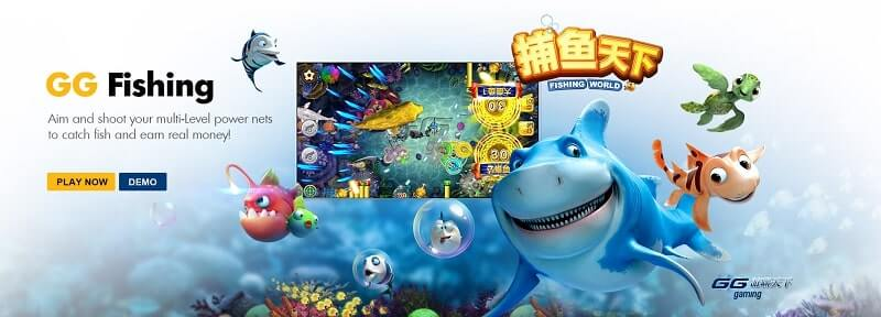 GGfishing world online review