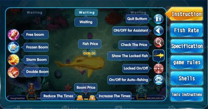 GGfishing instruction