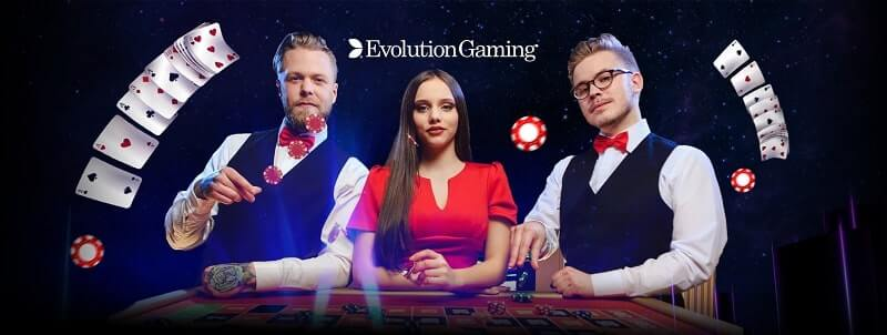 evolution gaming online casino review