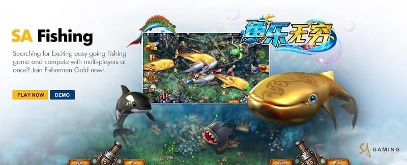 fishermen gold online fish shooting review