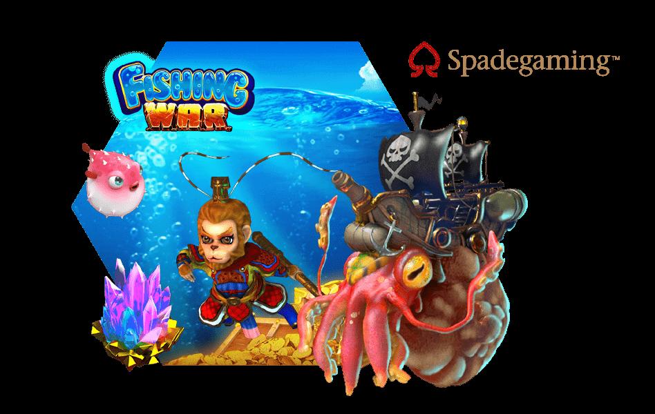 fishing war games