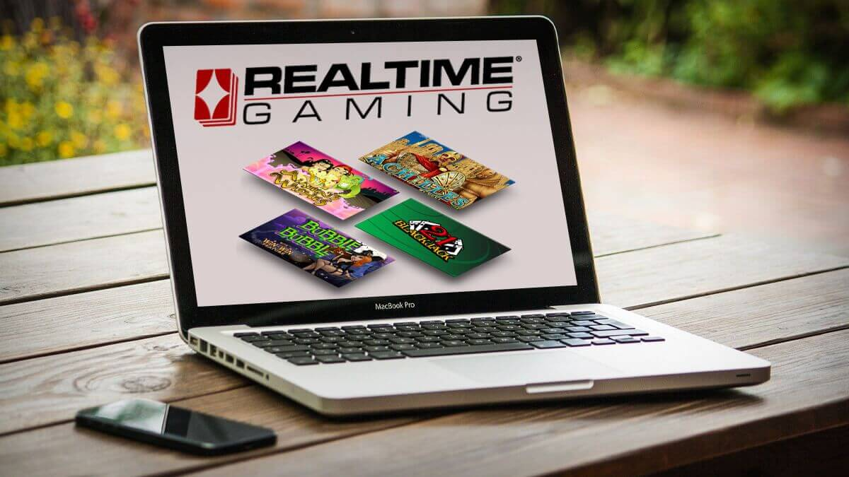real time gaming banner