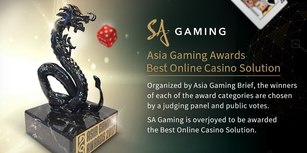 sa gaming awards