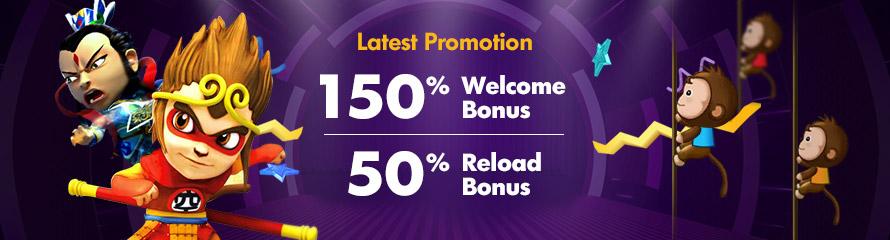 918kiss Promotion & Bonus
