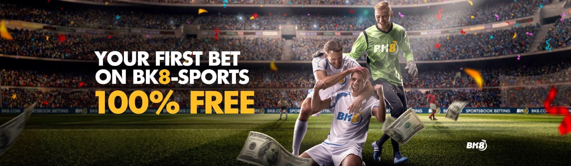 Bk8 Sports Promotion