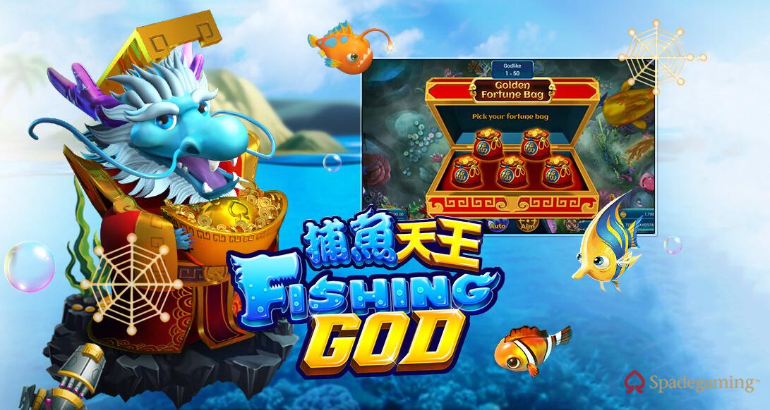 SG Fishing God Game