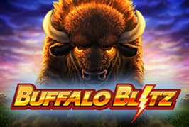 Buffalo Blitz Slots Game