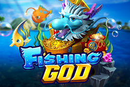 Fishing God Slots Game