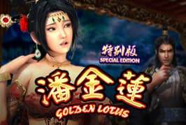 Golden Lotus SE Slots Game