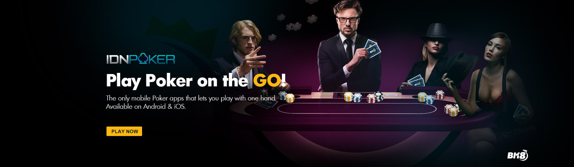 IDN Poker Malaysia