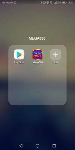 Mega888 Download Step 6