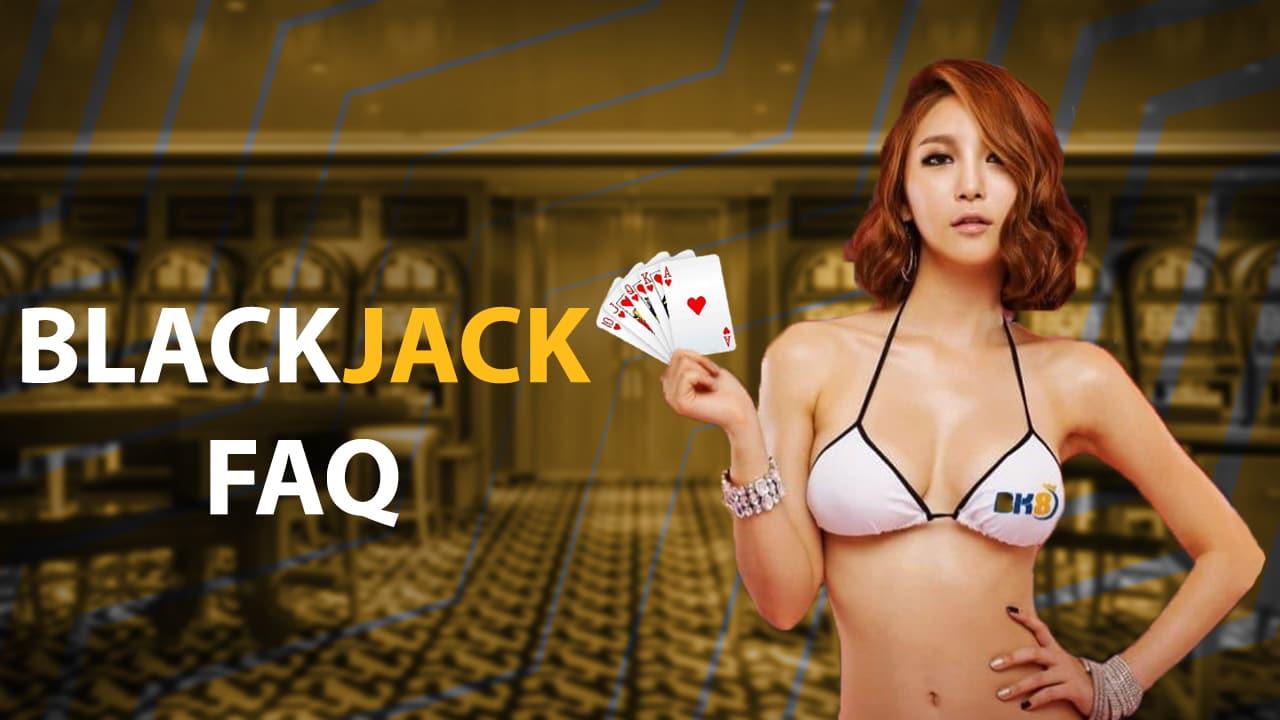 Blackjack FAQ