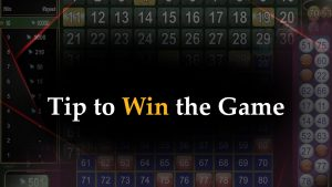 tips to win the game