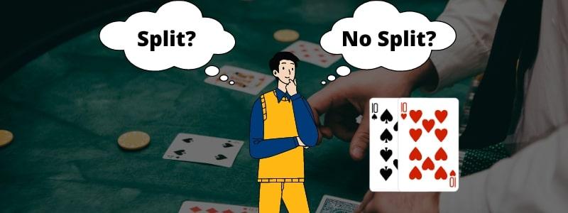 Should you ever split 10s