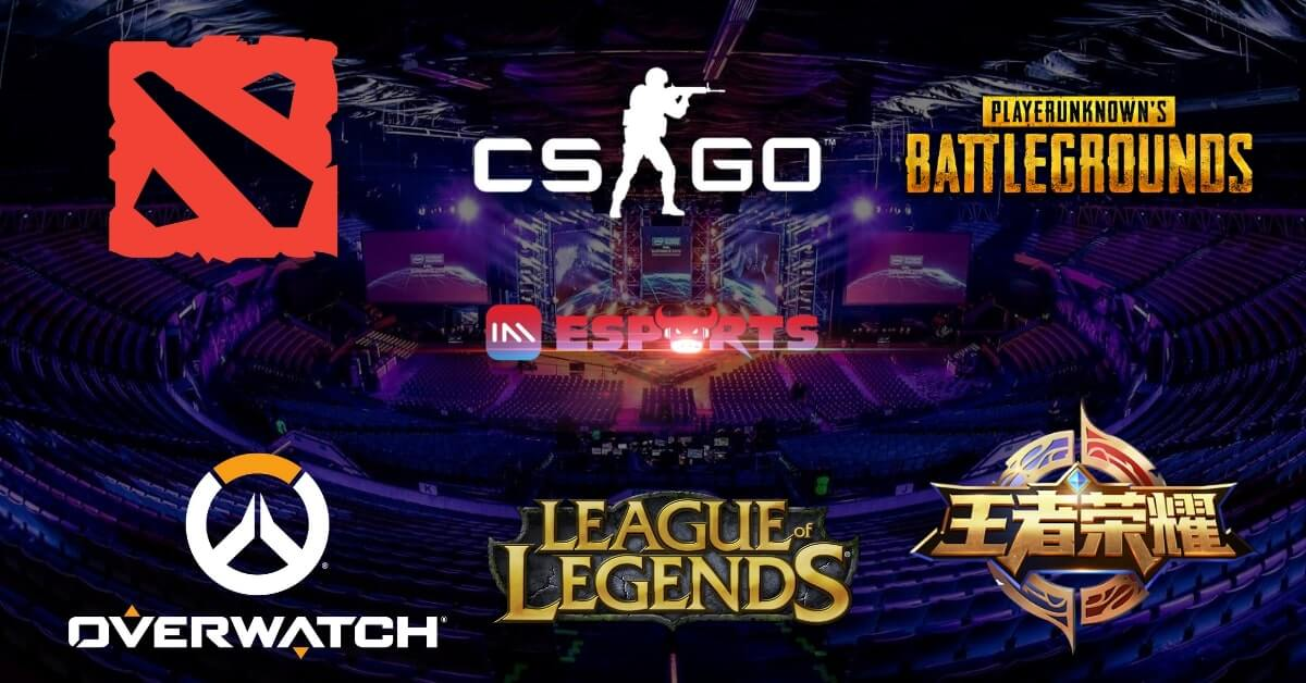 What Esports Games does BK8Asia Offers
