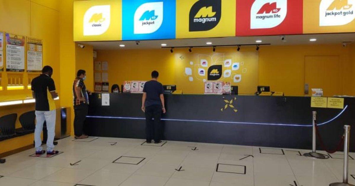 magnum 4d store