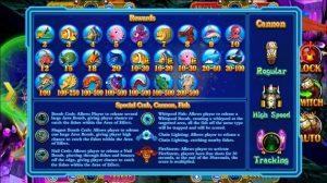 Ocean King Game Mode