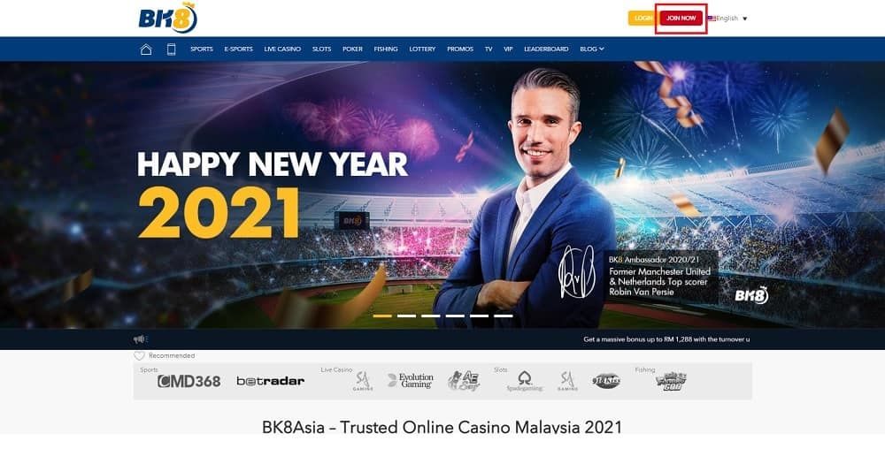 bk8asia homepage - join now