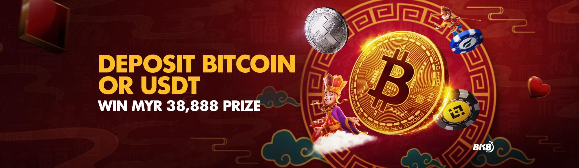 Crypto Online Casino Malaysia