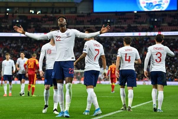 Potential UEFA Euro 2021 Champion - England