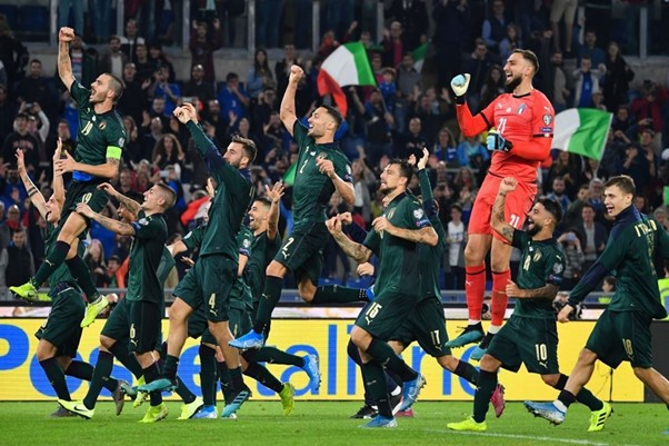 The underdogs of UEFA Euro 2021 - Italy