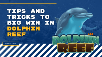 Tips And Tricks To Big Win In Dolphin Reef Slot