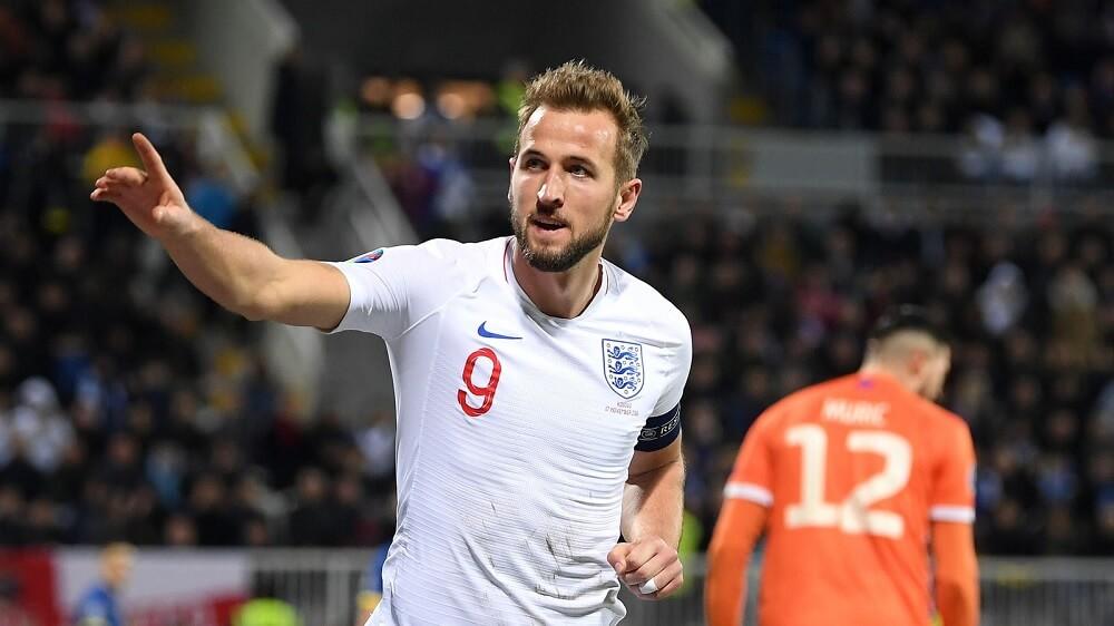 Harry Kane - England, Tottenham Hotspur