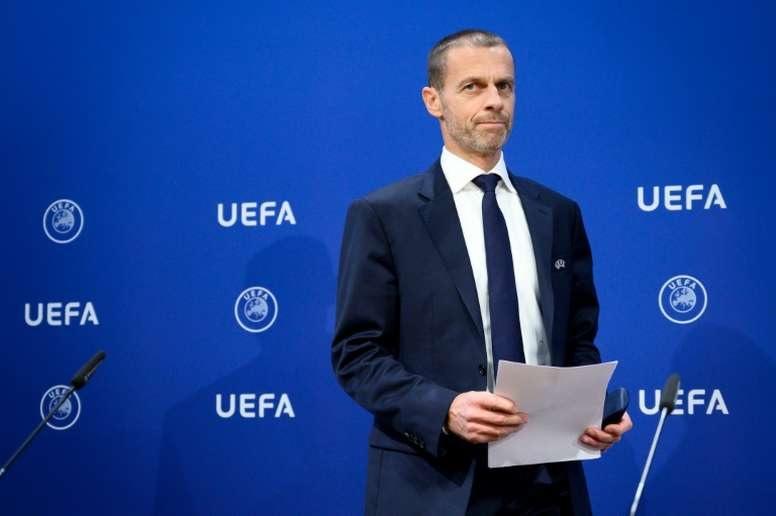 The Opinions of UEFA Euro 2021 Executives