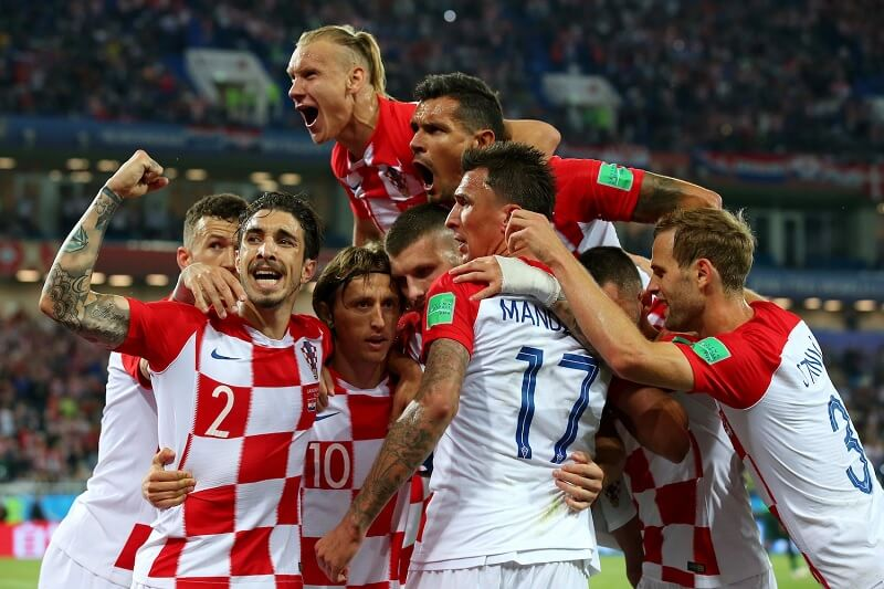 Euro 2021 Croatia Team