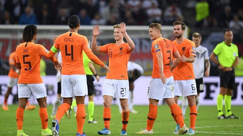 Euro 2021 Netherlands team