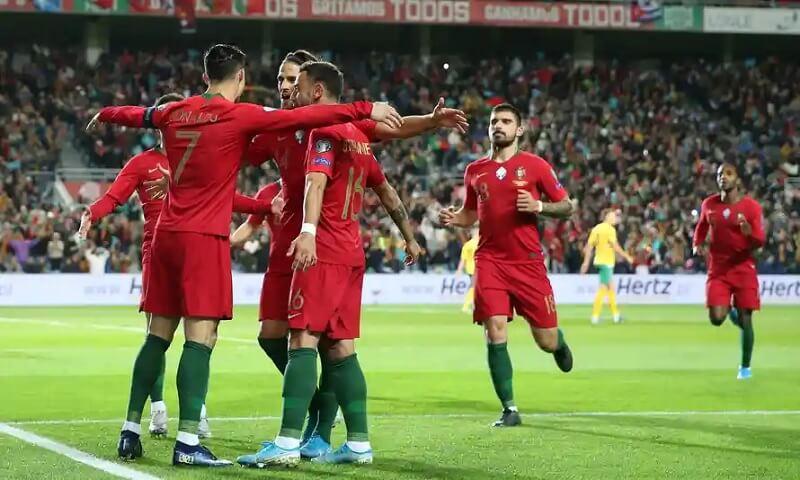 Euro 2021 Portugal Team