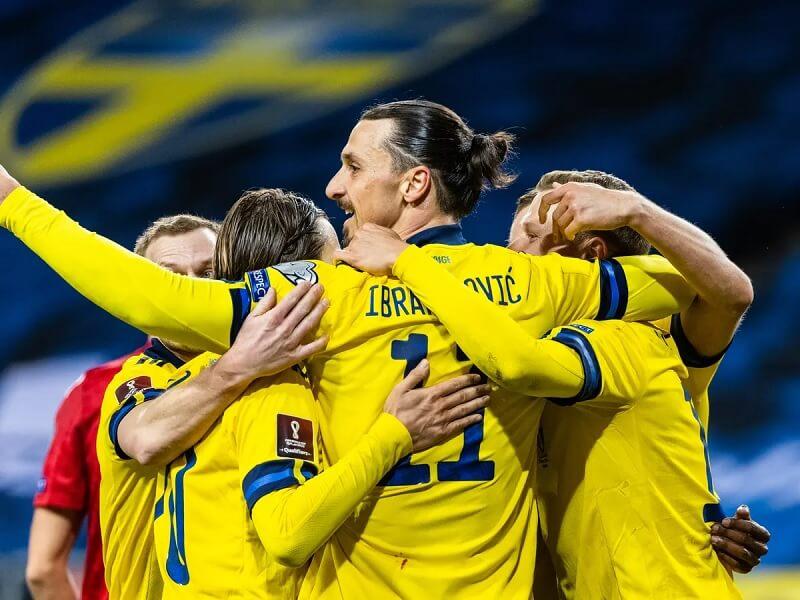 Euro 2021 Sweden Team