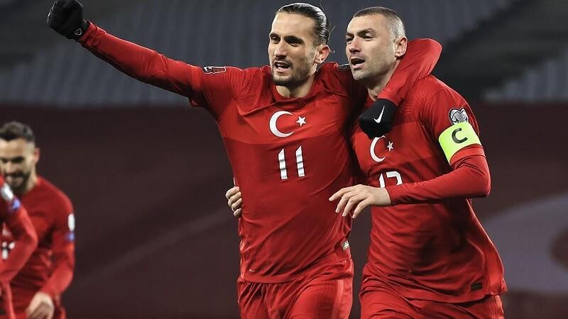 Euro 2021 Turkey team