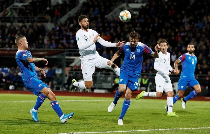 France Euro 2021