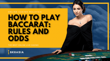 How To Play Baccarat Rules and Odds