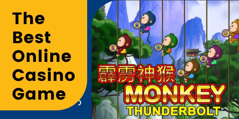 Monkey Thunderbolt Slot