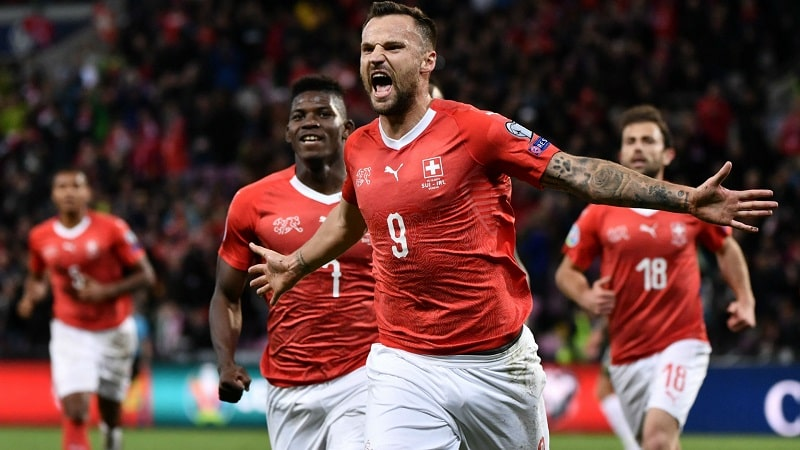 Switzerland Euro 2021
