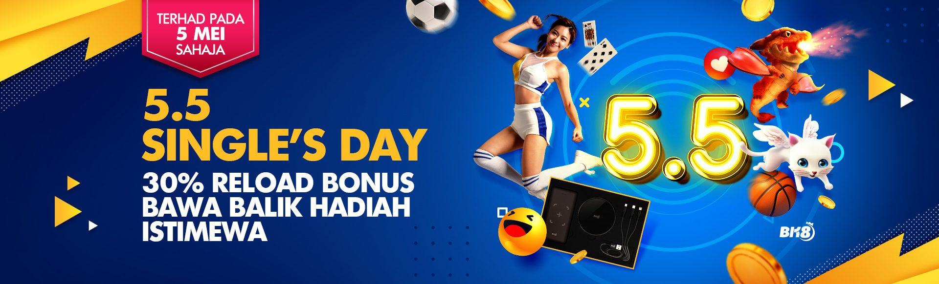 Bonus Kasino dalam talian Malaysia