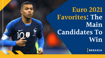 Euro 2021 Favorites The Main Candidates To Win