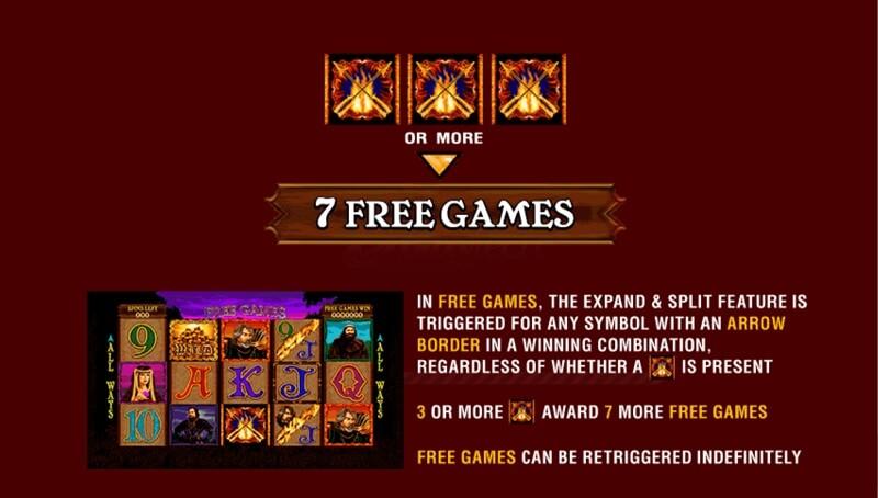 Archer Slot - Free Games