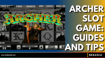 Archer Slot Game Guides and Tips