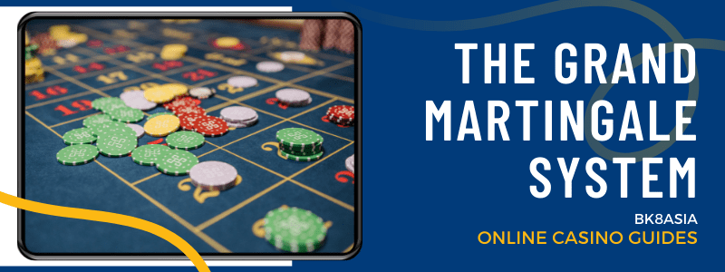 The Grand Martingale System - Roulette