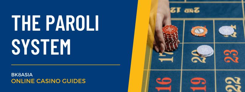 The Paroli System - Roulette