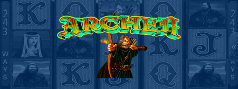 What is Archer Slot Game