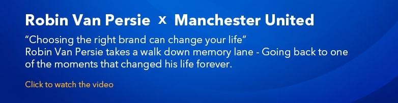 Robin Van Persie X Manchester United