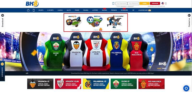 BK8-sports-betting