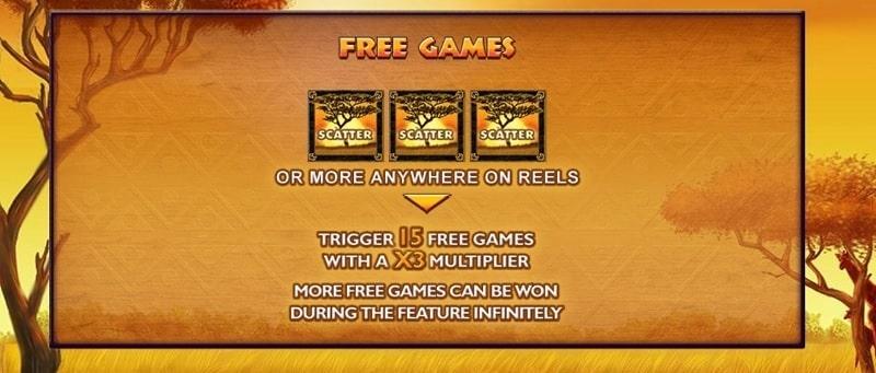 Safari Heat - Free Games